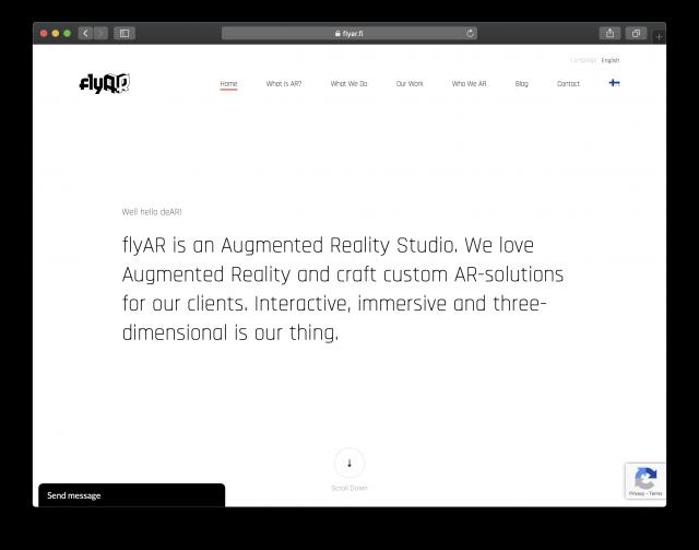 flyAR-new-website